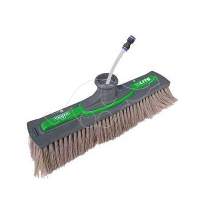 Unger HiFlo nLite Simple Brush 28cm natural, grey