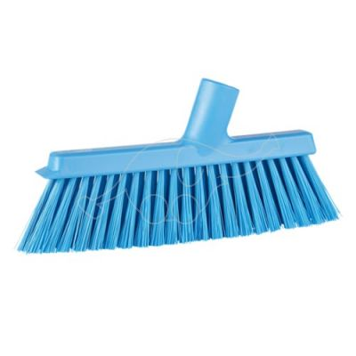 Vikan Dustpan Broom 250 mm, Medium, blue