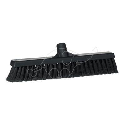 Vikan soft/split floor broom 410mm black
