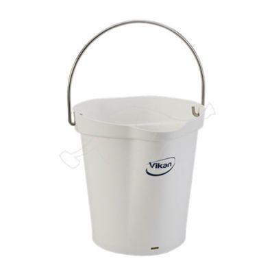 Bucket 6l white