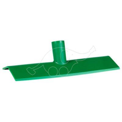 Divpusējs skrāpis, 270 mm, zaļš