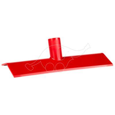 Divpusējs skrāpis, 270 mm, sarkans
