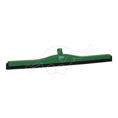 Vikan Squeegee 700mm black rubber/green