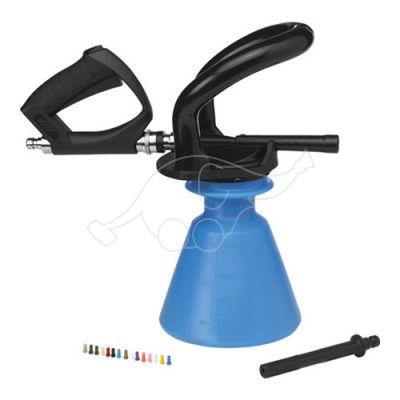 Nito Clean 2.5 L putu izsmidzinātājs ERGO zils