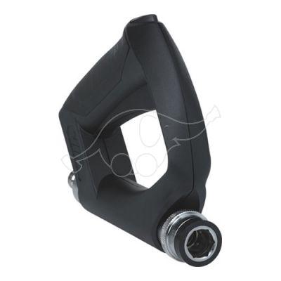 Ergonomic watergun for Foam sprayer, Black (old code N40801A3)