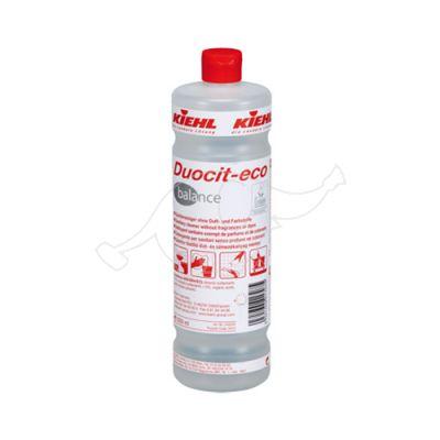 Kiehl Duocit-eco balance 1L sanitāro telpu tīrīšanas līdzeklis