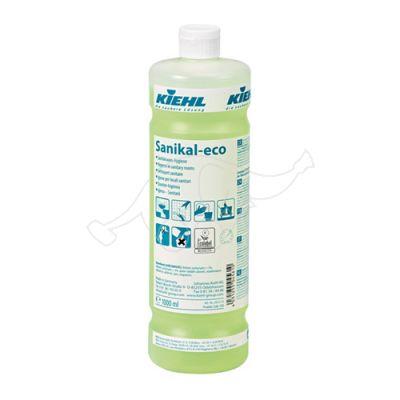 Kiehl Sanikal-eco 1L ekoloģisks līdzeklis sanitāro telpu uzkopšanai