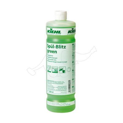 Kiehl Spūl-Blitz 1L, trauku mazgāšanas līdzeklis green