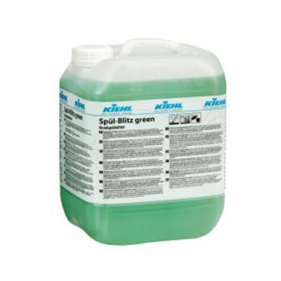 Kiehl Spūl-Blitz 10L, trauku mazgāšanas līdzeklis green