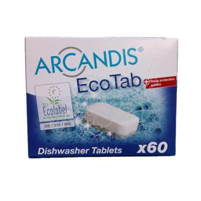 Arcandis Eco trauku mazgāšanas tabletes 60gab.